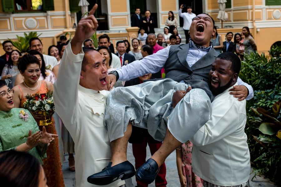 W HOTEL BANGKOK WEDDING